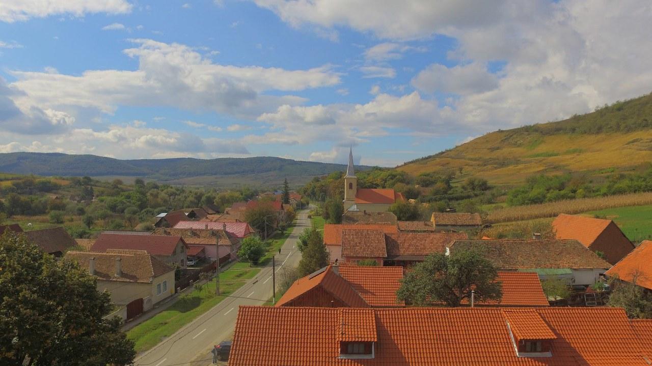 Localizarea Comunei Valea Lunga