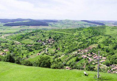 În cetatea Glogoveţului, odinioară hălăduiau Urieşii.